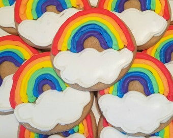 Rainbow cookies (12)