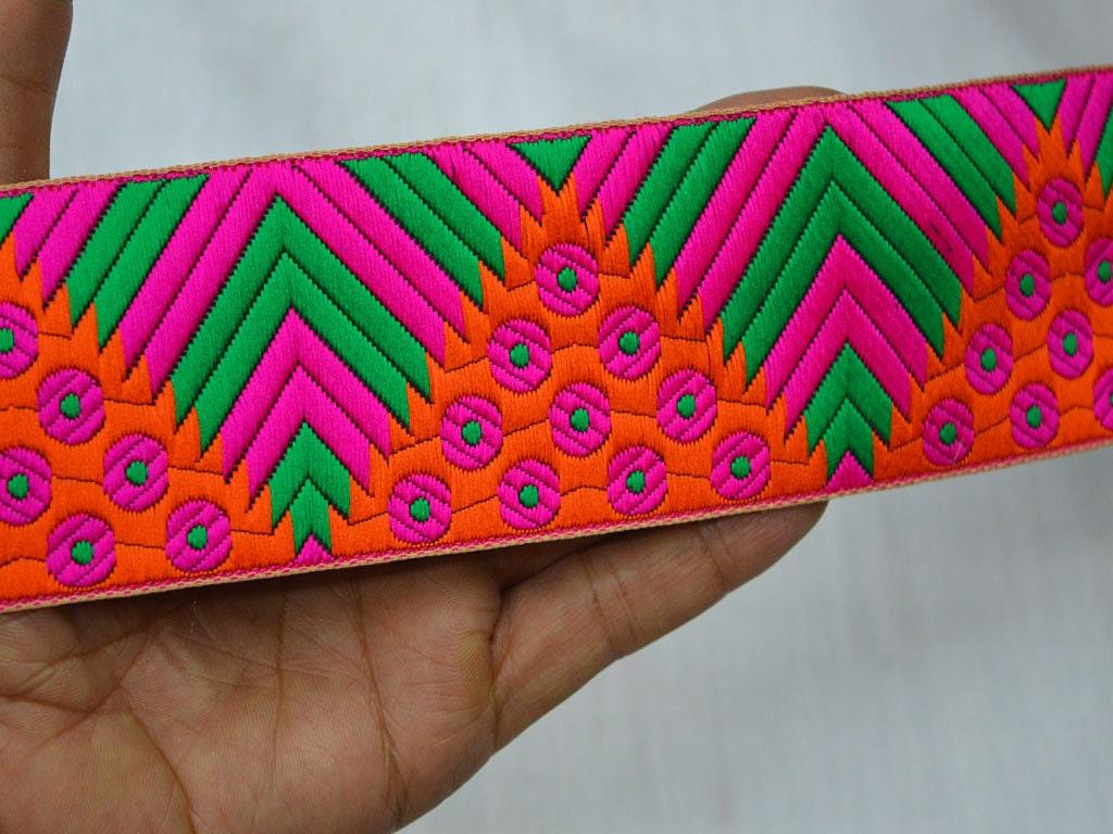 Wholesale jacquard ribbon trim lace indian sari border for Craft ribbons and trims
