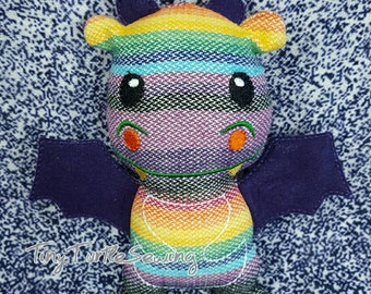 Wrap Scrap Dragon - Girasol Daydream Rainbow Cream