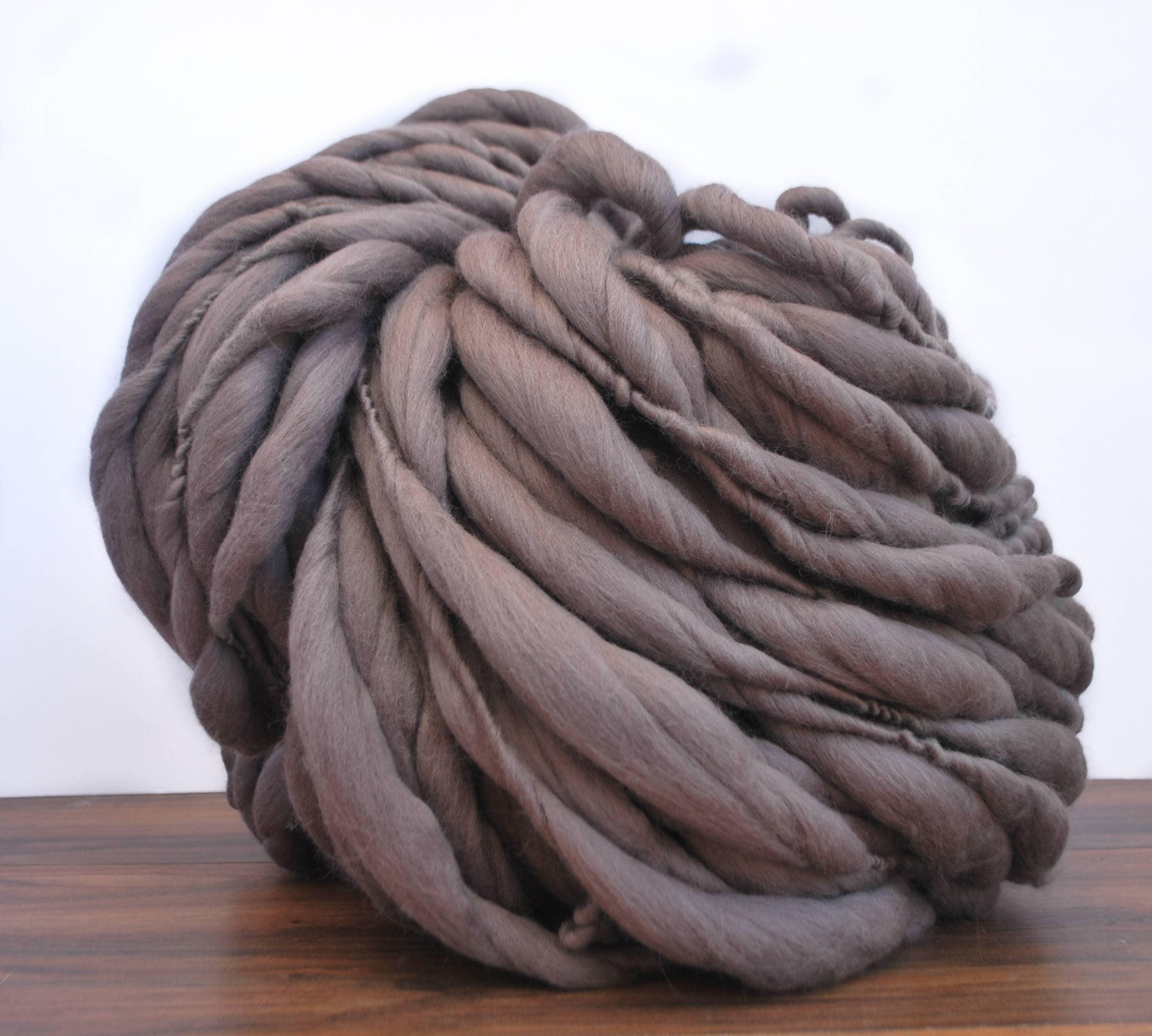 Chunky Knitting Wool Uk : Super chunky merino wool knit knitting
