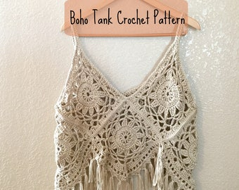 Free Crochet Pattern For Baby Tank Top : Crochet Kits & How To Etsy