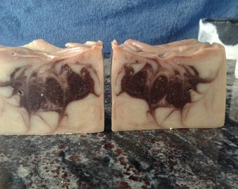 Cinnamon Roll Handcrafted Soap
