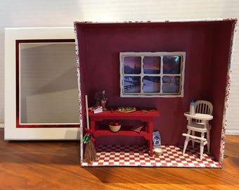 Holiday Kitchen Display Box