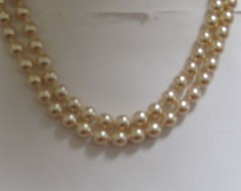 C- 14 Vintage Necklace 28 in long  Joan Rivers collection