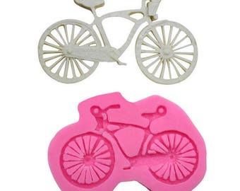 Bike Silicone Mold