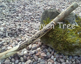 Handcrafted Hawthorn Elvish Sword