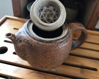 Flower of Life Teapot