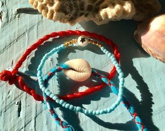 """""""Summer set"""" bracelets"""