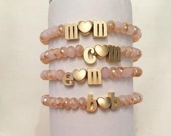 Custom baby or child sized bracelet