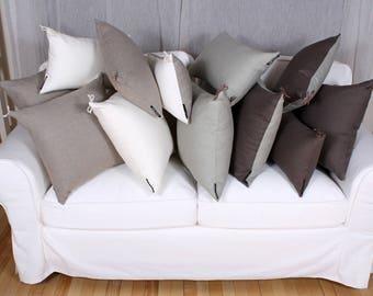 Cushion Vivaldi color Earth