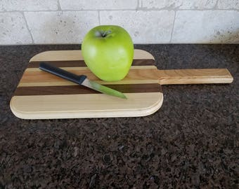 Small handmade Wood Cutting Board
