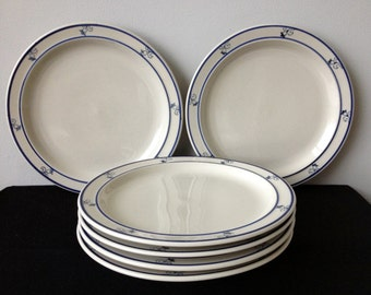 Tienshan Denmark Stoneware Dinner Plate - 6 Available!!!