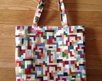 Shopping /Market bags with linings