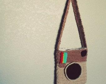 Retro Instagram Toddler Bag
