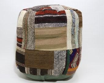puf vintage kilim almohada puff decorativos kilim almohada almohada tnicos cojines puff kilim almohada almohada kilim