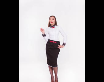 Bioshock Burial At Sea Elizabeth cosplay costume