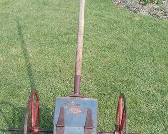 Vintage Baker Seed Drill