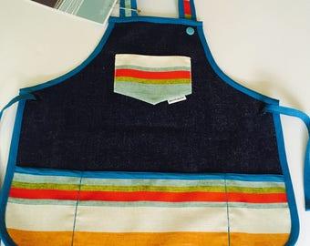 apron / kid apron