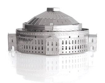 London Royal Albert Hall architectural model kit