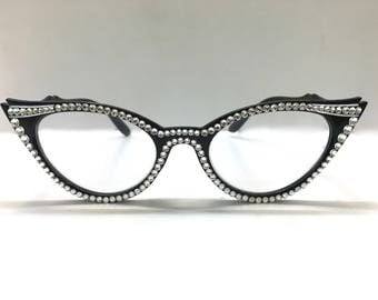 Swarovski Crystal Readers Reading Glasses  +1.50 +2.00 +2.50 +3.00