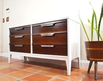 Mid Century Modern Dresser or Credenza by Johnson Carper