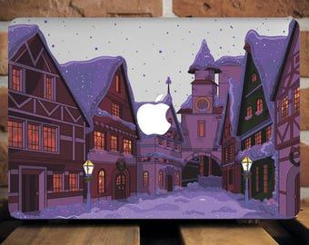 Laptop Case Modern MacBook Air MacBook Pro Hard Case MacBook Pro Retina 15 Case MacBook Pro Retina 13 Cover Pop Art Colorful Case WCm063