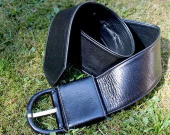 "LOEWE"" - leatherbelt, medium, best condition"