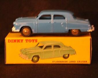 dinky toy studabaker 9.5/10