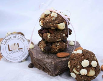 Lactation Cookies- increase your milk supply