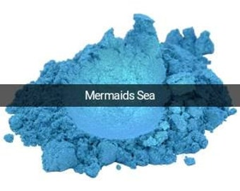 Mineral Pigment: Mermaids Sea