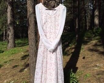 Vintage Full Length Gunne Sax Dress