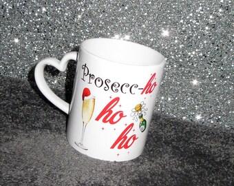 Prosecc-ho ho ho Mug