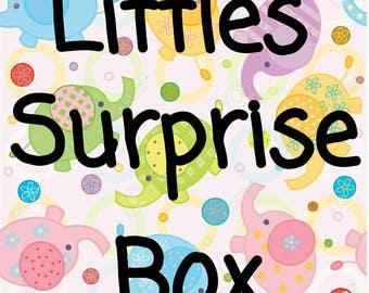 Littles surprise box!