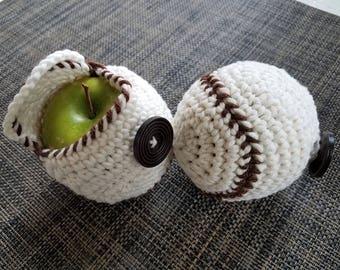 Baseball Fruit cozy