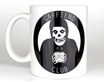 Caffiend Club - Coffee Mug