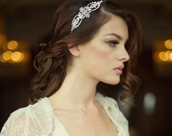 Bella bridal tiara