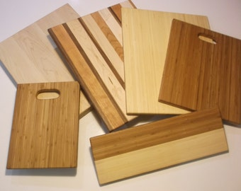 Custom Hand Crafted Cutting Boards: Made To Order