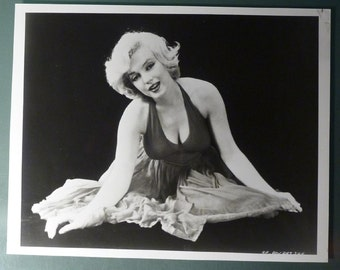 Marilyn Monroe - 8 x 10 Black & White Photograph