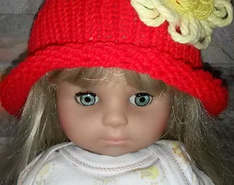 "Cycling Cap ""Red Riding Hood"""