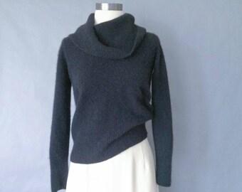 Vintage 100% cashmere minimalism/minimalist sweater women's size S/M