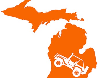 Michigan Jeep