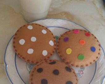 Catnip/Valerian Cookies