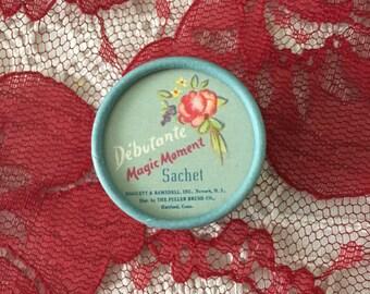 1950 Fuller Brush Debutante Magic Moment Sachet