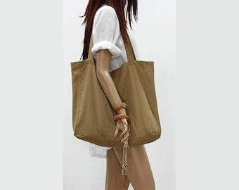 Linen bag / Linen tote bag / Linen shopping bag /Linen beach bag