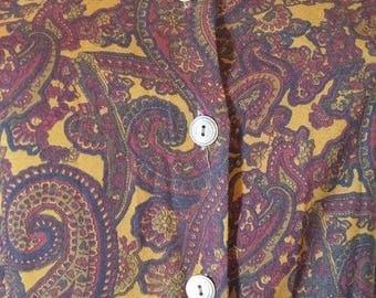 Vintage Rudi Valenti Dead Stock Shirt (Size: UK 10)