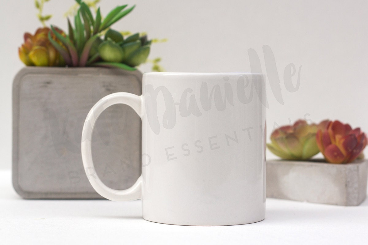 Coffee Mug Mockup White mug styled photography blank mug