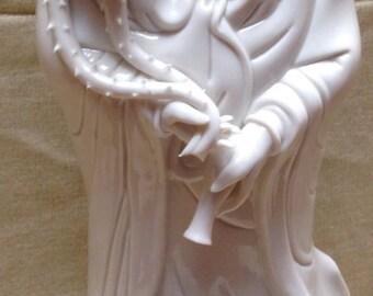 Quan Yin Porcelain