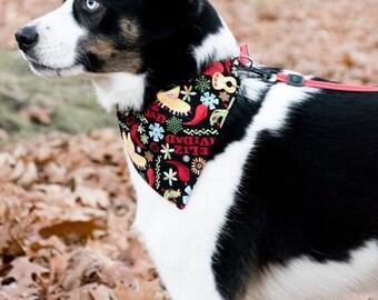 Feliz Navidad Dog Bandana