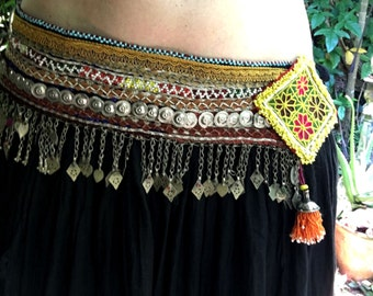 Earth goddess Tribal Kuchi Belt