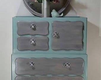 Rock Maple Dresser